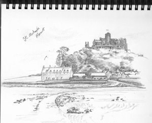 St Michael's Mount_0001